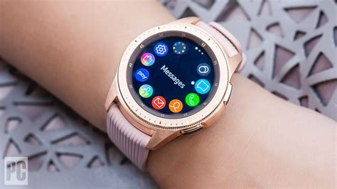 Samsung Galaxy Watch Review & Rating | PCMag