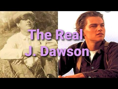 """Was Jack Dawson from """"Titanic"""" a real person?"""
