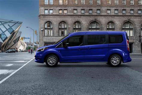 FORD TRANSIT/TOURNEO CONNECT WAGON (5-SEATS) specs
