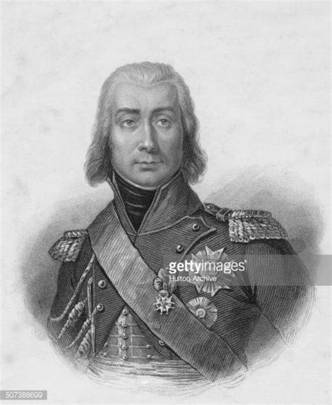 A portrait of JeanBaptiste Bessieres Duke of Istria and