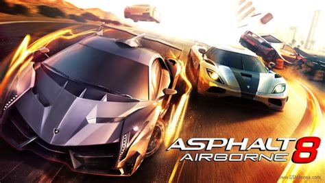 'Asphalt 8: Airborne' for iOS and Android game review