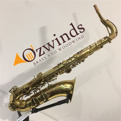Get Used Tenor Saxes Online For Sale at Ozwinds