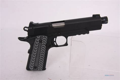 Browning Black Label 1911-22 Full Size with Rai