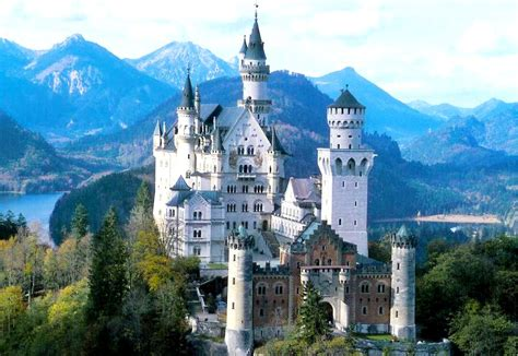 Nice Places: Most beautiful castles
