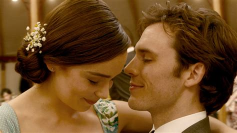 Review: In 'Me Before You,' a Broken Man Meets a Free