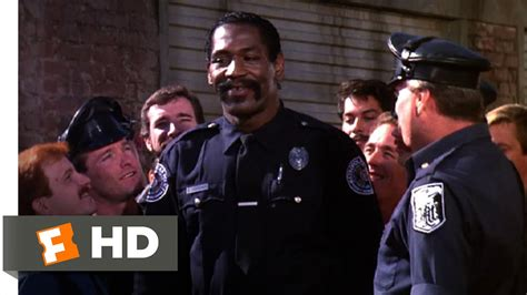 Police Academy 2 (1985) - Fight at the Blue Oyster Scene