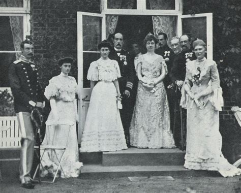 1904 Prince (later King) Christian, Princess (later Queen