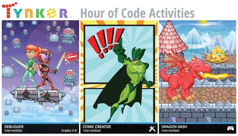Tynker Launches 10 New Coding Activities to Support the