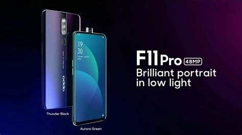 Oppo F11 Pro To Be Available Free Through Celcom's