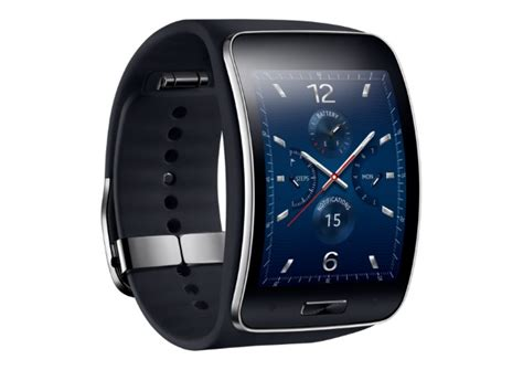Wi-Fi-Only Samsung Gear S Tizen-Based Smartwatch Launched